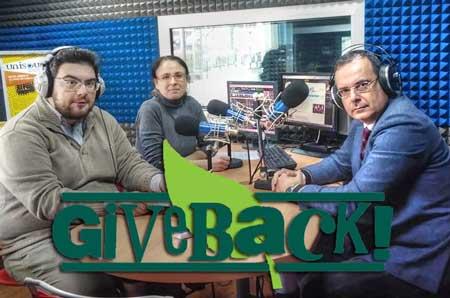 Giveback puntata dell'11 febbraio