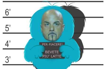 Dj Aniceto contro tutti! In una sola giornata su twitter riesce provocare l'ira di Totti, Rudy Zerbi e Rocco Siffredi.