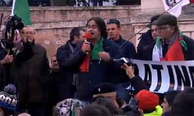 Movimento dei forconi. Diretta streaming manifestazione Roma