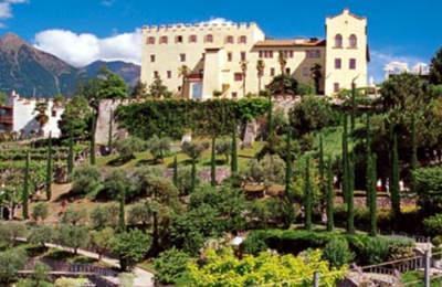 I giardini di sissi a castel trauttmansdorff di merano premiati �giardino internazionale dell�anno 2013�