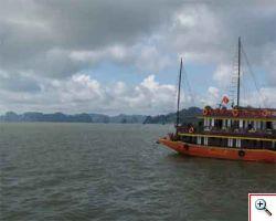 Naufragio imbarcazione in Vietnam, Hanoi
