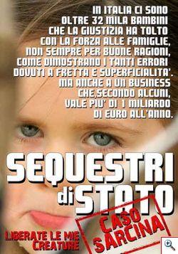 Bambini sottratti, troppi casi in Italia
