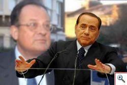 Berlusconi salvato da Mills