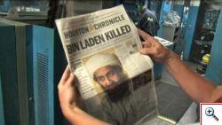 La morte di Osama Bin Laden e il rischio nuovi attentati
