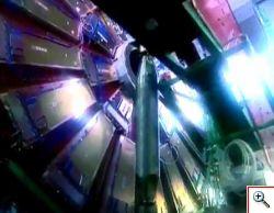 Large Hadron Collider al Cern di Ginevra
