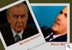 Michele Santoro VS Mauro Masi