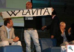 Dj Aniceto, dal Chiambretti Night contro alcool e droga