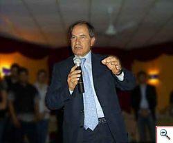 Domenico Zinzi lascia presidenza provincia di Caserta