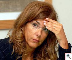 Emma Marcegaglia: l'Italia è nel baratro