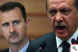Il premier turco Erdogan lancia ultimatum alla Siria, mai pi� atti ostili.