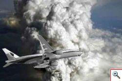 Eruzione vulcano islandese blocca gli aereoporti europei