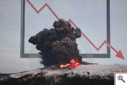 vulcano islandese crisi economica
