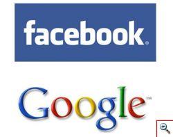 facebook batte google