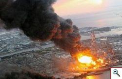 Giappone 10000 morti e rischio nucleare
