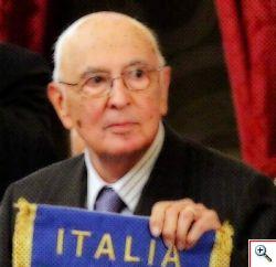 Giorgio Napolitano e la fine del settennato