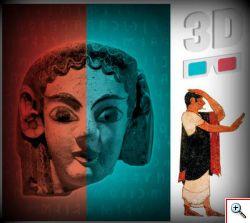 Gli etruschi in 3d