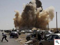 Guerra in Libia: trattative in corso per soluzione pacifica
