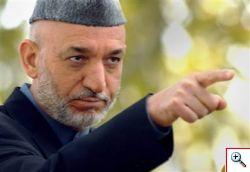 Il presidente afgano Hamid Karzai protesta per uccisione di civili