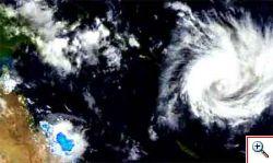 Australia, il devastante ciclone Yasi