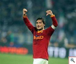 Il gesto di Totti