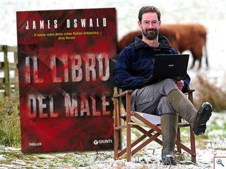 Arriva Il libro del male, l'atteso sequel della saga dell'ispettore McLean