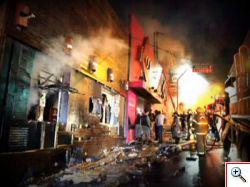 La tragedia che ha colpito il Brasile, centinaia di ragazzi muoiono in una discoteca.