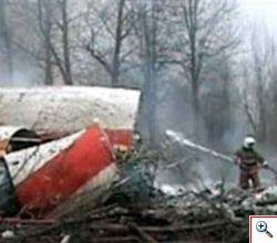 Incidente aereo Presidente Polonia