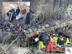 aperta inchiesta treno deragliato il 12 aprile val venosta