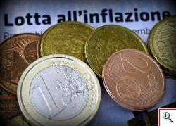 l'Istat comunica i dati sull'inlazione in Italia nel 2011
