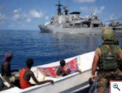 Lotta alla pirateria e al terrorismo