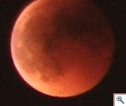 Eclissi di luna 15 giugno 2011