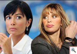 Mara Carfagna contro Alessandra Mussolini