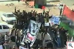 Massacro in Libia