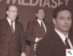 Mediatrade, Berlusconi e Confalonieri