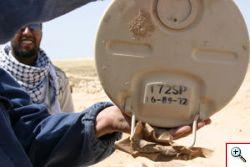 Mine anti-uomo seminate da Gheddafi in Libia