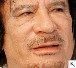Muammar Gheddafi reprime nel sangue le proteste in Libia