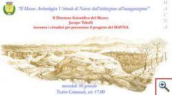 Inaugurazione Museo Archeologico Virtuale di Narce 30 gennaio