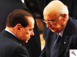 Napolitano firma decreto interpretativo