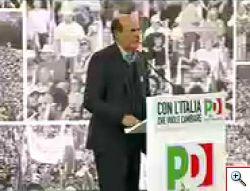 Comizio di Pier Luigi Bersani dell'11 dicembre 2010