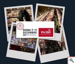 Più libri più liberi, la fiera della piccola e media editoria da domani a Roma.