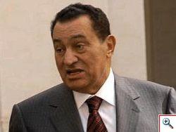Presidente Mubarak malato