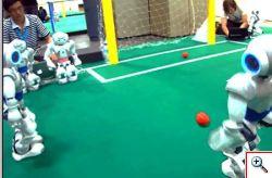 Robocup mondiali di calcio dei robot