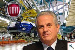 Scajola a Fiat