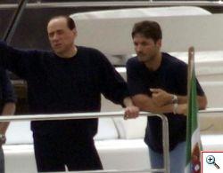 Silvio e Piersilvio indagati a Roma