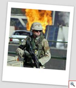 L'ultimo soldato USA lascia l'Iraq