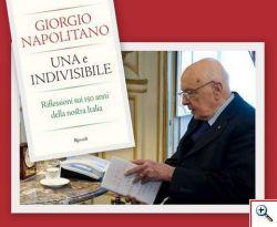 Una e indivisibile, il nuovo libro di Giorgio Napolitano