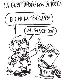Proposta PDL modifica articolo 1 Costituzione italiana